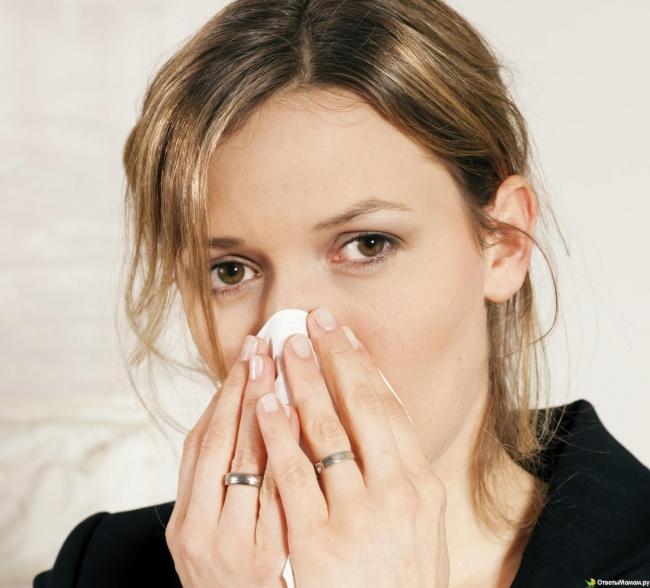 krvácení z nosu