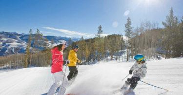 dovolená na lyžích