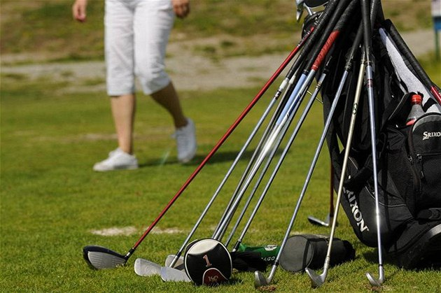 golfové hole