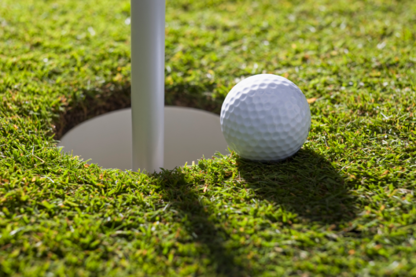 golfové vybavení