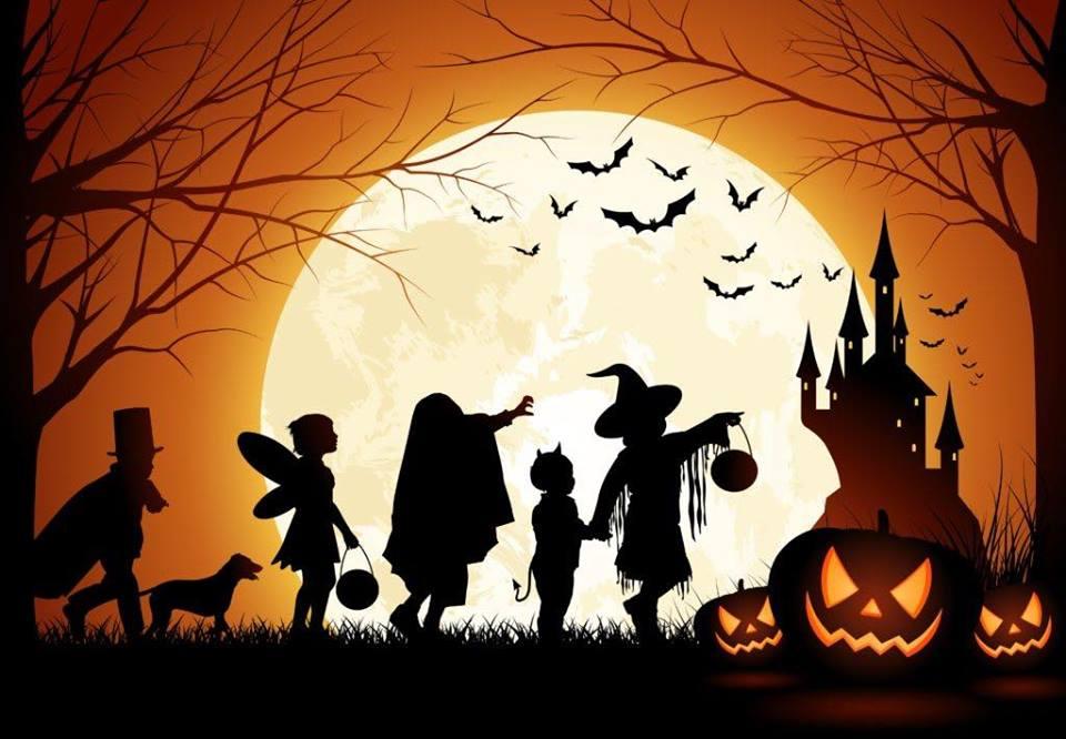 Halloween - dekorace, zvyky, tradice - Levou-zadni.cz