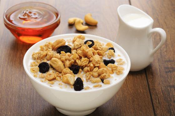 Začněte den zdravou snídaní