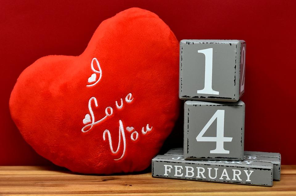První den svatého Valentýna
