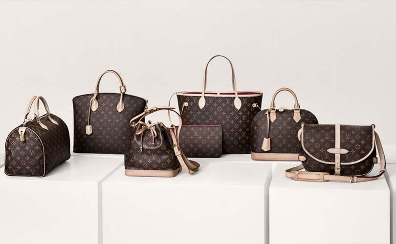 Luxusní značka Louis Vuitton je známá po celém světě a je jen málo lidí c2241ce0741