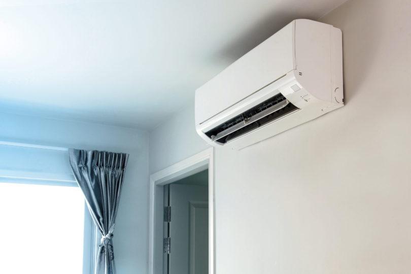 stropní ventilátory připojte