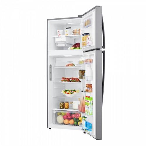 Kombinovaná lednice s mrazákem nahoře LG GTB574PZHZD